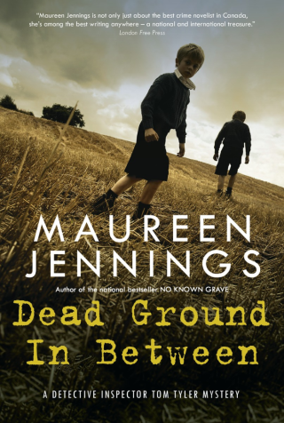 Maureen Jennings Dead Ground In Between